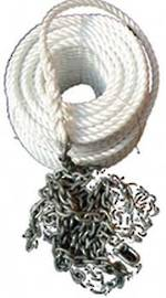 Rope and Chain Pack 3 Strand 12mm x 50m 5075NPS
