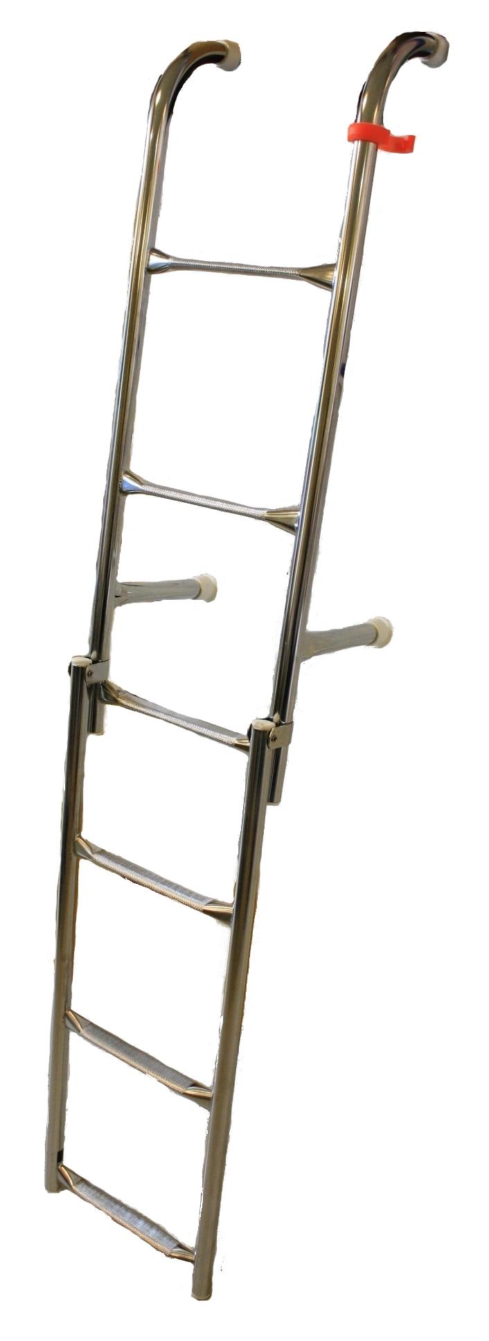 Dixon Stainless Steel Boarding Ladder Tr6