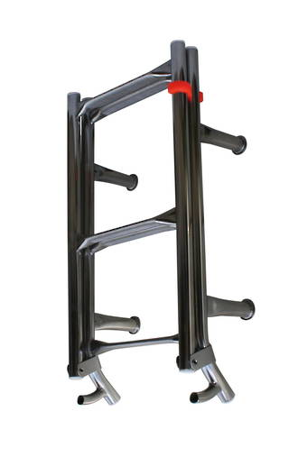 Fixed Reverse Transom Ladder RTF5
